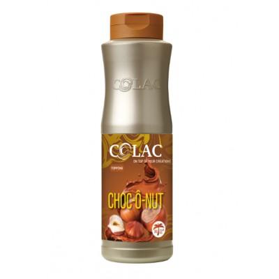 Coulis chocolat noisette 1kg*6