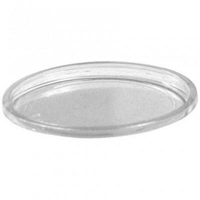 Couvercles pour pot rond transparent  PLA 20, 30, 40, 60c *50