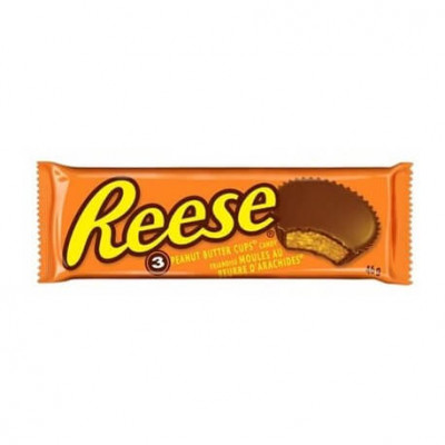 REESE'S 3 CUPS PEANUT BUTTER CUP  51g