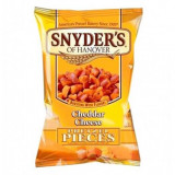 Snyders cheddar cheese 125g