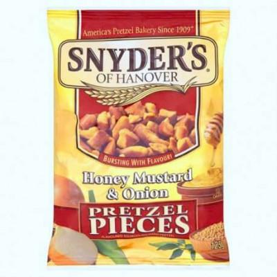 SNYDERS HONEY MUSTARD 125G