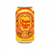 SODA CHUPA CHUPS ORANGE 24*345ML