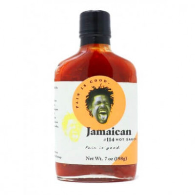 PAIN IS GOOD JAMAICAN HOT SAUCE *198G