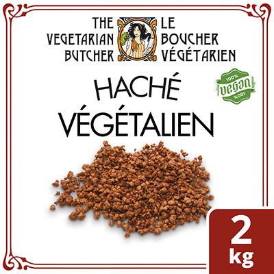 The vegetarian butcher hache vegetalien 2kg