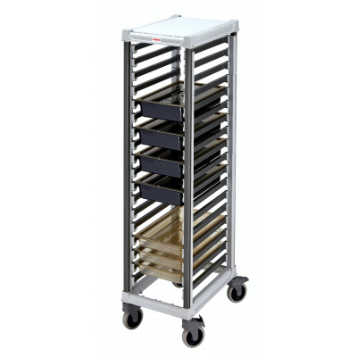 ECHELLE GASTRONORME GN 1/1 GRAND FORMAT CAPACITE 18 BACS