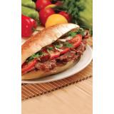 Pain kebab long 100g 10sachets de 10 pieces
