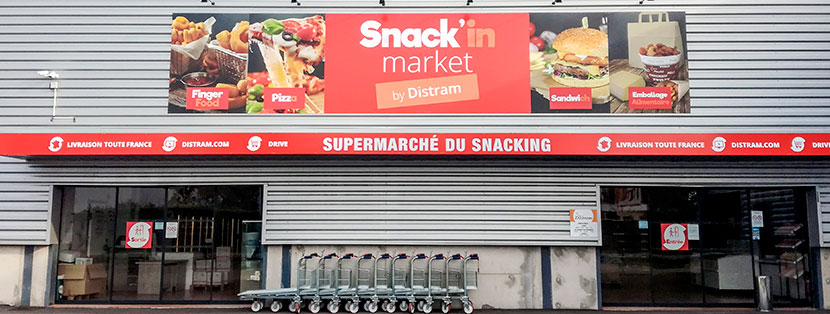 Magasin Snacking sur Lyon